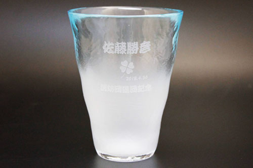 ビアグラス 手づくりビアグラス(L)