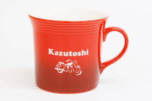 名入れカラフルマグカップ